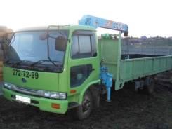 Nissan Diesel Condor. Продаётся воровайка , 6 925 куб. см., 5 000 кг., 8 м.