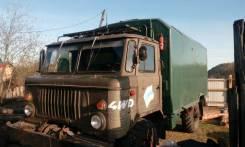 ГАЗ 66-01. Продается ГАЗ 66 кунг, 4 254 куб. см., 2 000 кг.