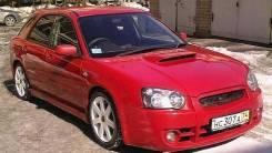 Обвес кузова аэродинамический. Subaru Impreza, GG, GG9, GG5, GG2, GG3, GGC, GGD, GGB, GGA