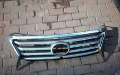Решетка радиатора. Lexus LX570, URJ201, URJ201W Двигатель 3URFE. Под заказ