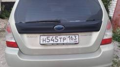 Спойлер. Subaru Forester, SG5, SG6, SG69, SG9, SG, SG9L