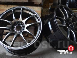 Work Emotion CR-KAI. 7.0x16, 5x100.00, 5x114.30, ET38, ЦО 73,1 мм.