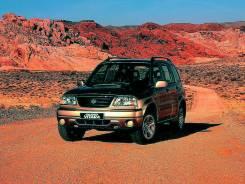 Порог кузовной. Suzuki Grand Vitara, TL52, 3TD62