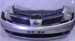 Ноускат. Nissan Tiida