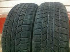 Bridgestone Blizzak WS-70. Зимние, без шипов, 2012 год, износ: 50%, 2 шт
