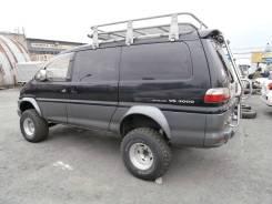 Комплект увеличения клиренса. Mitsubishi Delica