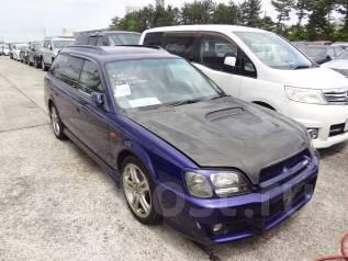 Subaru Legacy. BH5075076, EJ206DXBKE