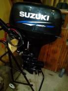 Suzuki. 30,00л.с., 2х тактный, бензин, Год: 2016 год