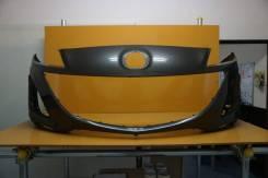 Бампер. Mazda Axela, BKEP, BK5P, BK3P Двигатели: LFDE, ZYVE, L3VE, L3VDT, LFVE