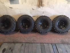 Продам колеса interco super swamper 33/13.5 r16. 10.0x16 6x139.70 ET-40