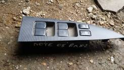 Блок управления стеклоподъемниками. Nissan Note, E11, E11E