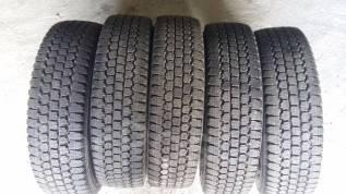 Bridgestone Blizzak W965. Всесезонные, без износа, 4 шт