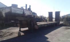 TCM. Продается тралл-полуприцеп ТСМ, 45 000 кг.