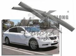 Ветровик на дверь. Lexus GS300, GRS190 Двигатель 3GRFSE