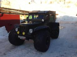 ГАЗ. Газ 69 Снегоболотоход, 2 200 куб. см., 1 000 кг., 2 500,00кг.