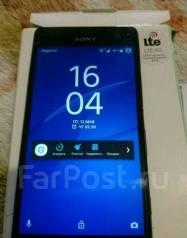 Sony Xperia C4. Новый