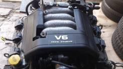 Двигатель в сборе. Isuzu Bighorn, UBS26GW Двигатель 6VE1