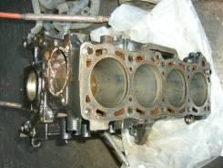 Блок цилиндров. Mazda Bongo, SS88W Двигатель F8