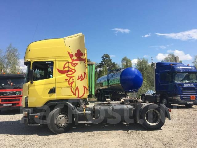 Scania. R440, 12 000 куб. см., 11 000 кг.