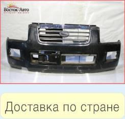 Бампер передний Suzuki Wagon R Solio MA34S, правый