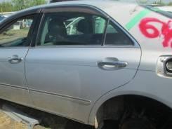 Дверь задняя/левая-2004г  Toyota Crown GRS-182  3GR-FSE