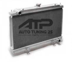Радиатор охлаждения двигателя. Nissan 180SX Nissan Silvia, S14, S15 Nissan 240SX Nissan 200SX, S14