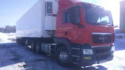 MAN TGS. Сцепка MAN 2012 г 6х4, 9 100 куб. см., 20 000 кг.