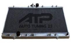 Радиатор охлаждения двигателя. Mitsubishi Airtrek