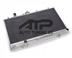 Радиатор охлаждения двигателя. Mitsubishi Lancer Evolution Mitsubishi MT Mitsubishi Lancer