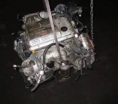 Двигатель в сборе. Lexus RX300, MCU15 Toyota Harrier, MCU15W, MCU15 Двигатель 1MZFE
