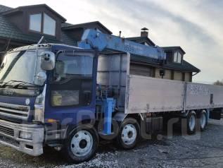 Isuzu Giga. Исудзу гига, 9 839 куб. см., 15 000 кг., 22 м.