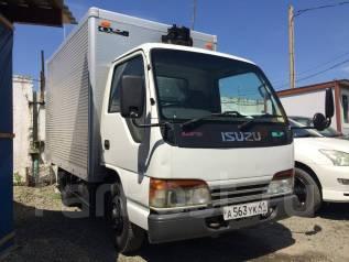 Isuzu Elf. 4WD, 3 100 куб. см., 2 000 кг.