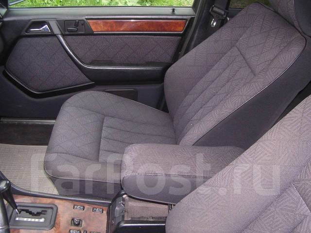 Mercedes-Benz E-Class. WDB124034, 119975