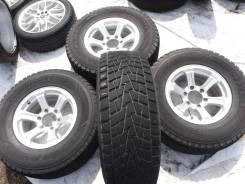 Bridgestone Winter Dueler DM-Z2. Зимние, без шипов, износ: 20%, 3 шт