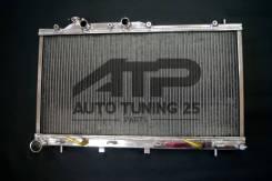 Радиатор охлаждения двигателя. Subaru Outback, BPE, BP9, BP Двигатели: EZ30, EJ25