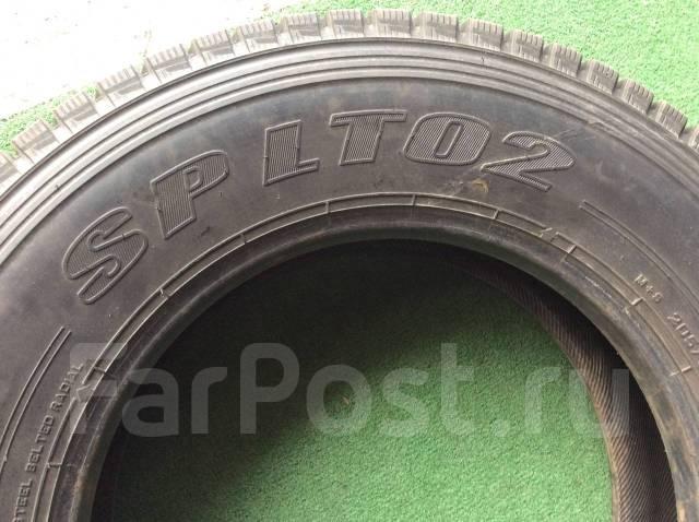 Dunlop. Зимние, без шипов, 2008 год, износ: 5%, 6 шт