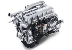 Ремонт двигателей DAF, Scania и КПП ZF: AS Tronic, Ecosplit