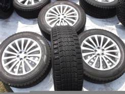 Dunlop Grandtrek SJ7. Зимние, без шипов, 2010 год, износ: 10%, 4 шт
