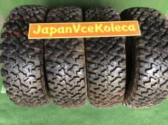 Yokohama Super Digger V2. Всесезонные, 1998 год, износ: 5%, 4 шт