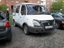 ГАЗ 2217 Баргузин. Продам ГАЗ Соболь Баргузин, 2 500 куб. см., 7 мест