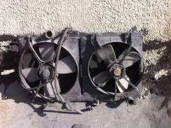 Радиатор охлаждения двигателя. Toyota Camry, SV22