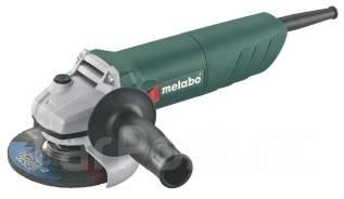 Угловая шлифмашина(УШМ, турбинка, болгарка)Metabo 750 Вт, 11000об/мин