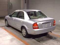 Mazda Familia. BJ