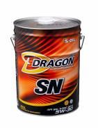 Dragon. Вязкость 5W-30, полусинтетическое