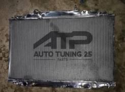 Радиатор охлаждения двигателя. Toyota Soarer, MZ21, MZ20 Toyota Supra, MA70