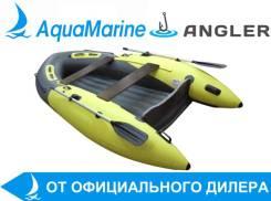 Angler. Год: 2017 год, длина 3,60м., двигатель подвесной, 25,00л.с., бензин