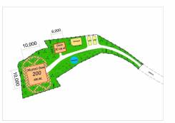 9 соток ИЖС, Садгород, ул. Уютная 990 т. р. 915 кв.м., собственность, электричество, вода, от агентства недвижимости (посредник)