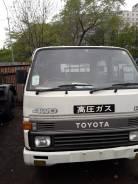 Toyota Hiace. Бортовой двухкабиный , 2 400 куб. см., 1 500 кг.