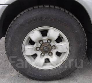 Комплект зимних колес 265/70R15. 7.0x15 6x139.70 ET40