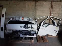Ноускат. Toyota Dyna, BU120 Двигатель 3B